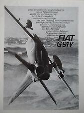 2/68 PUB FIAT G.91 Y ITALIAN AIR FORCE / SAAB 105 XT SWEDISH AIR FORCE GERMAN AD