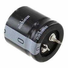 NICHICON  Elko Low ESR 28mR  UPW1J222MHD  2200uF 63V 18x40mm  RM7,5 4 pcs
