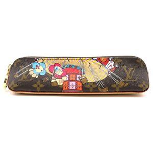 LOUIS VUITTON Toulouse Elizabeth Japan limited pencil case GI0552 Monogram LV