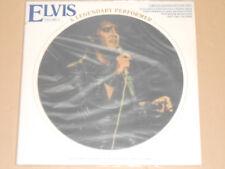 ELVIS PRESLEY -A Legendary Performer - Volume 3- LP Picture Disc RCA Records US