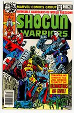 SHOGUN WARRIORS #2 (Marvel 1979) NM- condition! NO RES