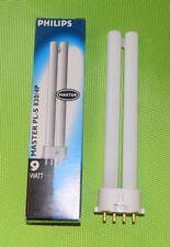 Philips MASTER PL-S Kompaktleuchtstofflampe 9W 830 2G7 4Pin warmweiß (912)