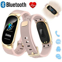 Sport Bluetooth Smart Watch Wristband Bracelet Fitness Tracker for Samsung S9 S8