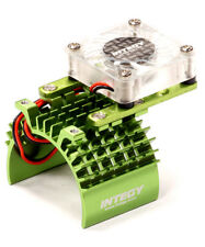 INTEGY RC Car C22470GREEN Super Motor Heatsink+Cooling Fan 540/550