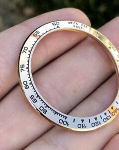 Rolex Daytona 116515 116505 Ever Rose Gold Bezel & Gasket ORIGINAL
