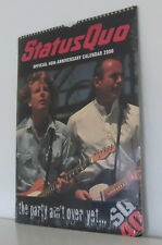 Status Quo Kalender / Calendar / Calendrier 2006  NEW /OVP, Vintage, Collectable