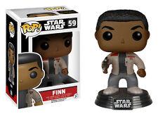 Star Wars - Finn Ep 7 Pop! Vinyl Figure