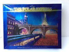 "Hallmark ""The Polar Express"" Christmas Morning Foil Puzzle Jigsaw 300 Pieces"