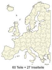 Europa Puzzle Holz In Puzzles Gunstig Kaufen Ebay