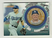 2020 Topps Update COMMEMORATIVE PLAYER COIN #TBC-GL GAVIN LUX RC Rookie Dodgers