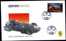 FERRARI BUSTA UFFICIALE - FERRARI 1958  246   F1