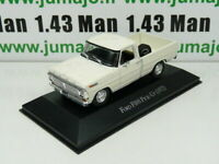 ARG11B Voiture 1/43 SALVAT Autos Inolvidables : Ford F100 Pick-Up (1972)