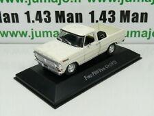 ARG11B Voiture 1/43 SALVAT Autos Inolvidables : Ford F100 Pick-Up (1972)