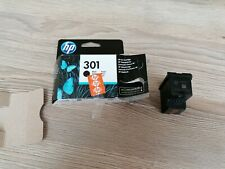 HP 301 Black and Colour Printer Ink Cartridge. NEW BUT OPENED GOT WRONG SIZE