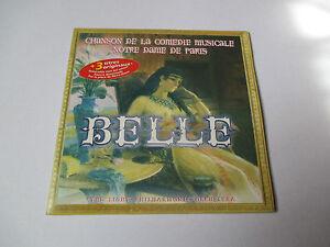 CD promo 4 titres - chanson Notre Dame de Paris - Light Philharmonic Orchestra