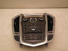 Audio Equipment Radio Control Panel Opt Uys Fits 11-12 SRX 1017145