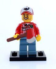 NEW LEGO MINIFIGURE SERIES 5 8805 - Lumberjack
