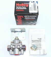 12-803BP Holley Bypass Fuel Pressure Regulator Return Carb Style 4.5 to 9 PSI