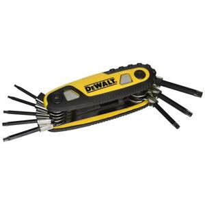 DeWalt OEM 72-591D replacement tool set hex key set DWMT72163 DWMT72165
