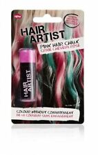 Chalk Pink Hair Colouring