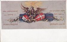 A9539) WW1 1917, 25 REGGIMENTO FANTERIA BRIGATA BERGAMO DEPOSITO A PIACENZA. VG.