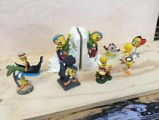 Extremely Rare! Looney Tunes Tweety & Baby Taz Collection Figurine Statues Boxed