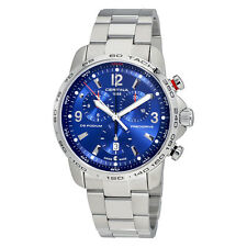 Certina DS Podium Chronograph Blue Dial Mens Watch C001.647.11.047.00