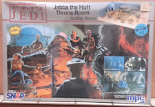 1982 STAR WARS Jabba's Throne Room Sealed Model Kit-MPC-FREE S&H (SWMO-1-1928)