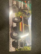 Traxxas TRX-4 Ford Bronco RC Crawler 1/10 Scale Brand New Tra82046-4 Sun Set