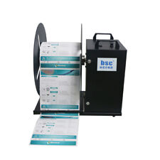 Label Rewind Device For BSC-A9 Automatic label Two-way Rewinder