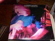 HARRY CHAPIN-GREATEST STORIES LIVE-2 LP-NM-ELEXTRA-GATEFOLD-TAXI- CATS IN CRADLE