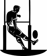 Sticker Rugby 108 Transformation - 57x68 cm