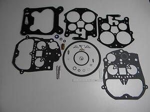 Edelbrock Quadrajet Carburetor Rebuild Kit 1903 1904 1906 1910 1990