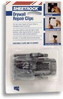 US Gypsum 2 Pack, Sheetrock Brand Drywall Repair Clip