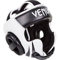 Venum Kopfschutz Challenger 2.0, Skintex Leder. Sehr leicht. Kickboxen, MMA, Box