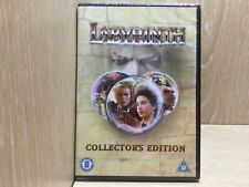 Labyrinth DVD Collectors Edition New & Sealed David Bowie Jennifer Connelly