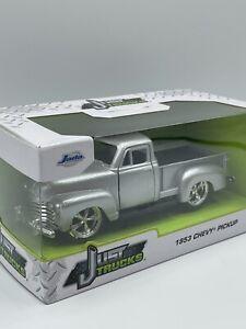 2021 Jada Just Trucks, 1953 CHEVY PICKUP 1/32 Scale NIB, Die Cast