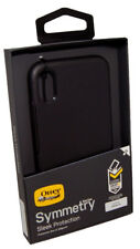 Genuine OtterBox Symmetry Series Case Cover For Apple iPhone XR Black - NEW