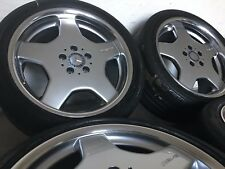 4 AMG Llantas de Neumáticos Verano 18 Pulgadas Mercedes R129 R230 W207 W211 W210