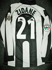 Authentic Zidane Juventus 1997 1998 Jersey Shirt Camiseta Maglia Real Madrid M