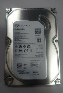 """Seagate 1SB10A-500 500GB SATA 3.5"""" 7200RPM ST500DM002 Dell 2PKVY"""