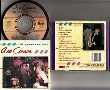 ACE CANNON- 16 Greatest Hits CD (JAPAN 1986) The Best of Rock n Roll Sax Jazz