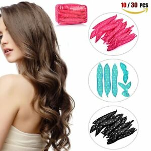 Soft Hair Curler Flexible Magic Sponge Pillow Sleep Comfort Styling Roller Curly