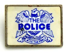 Spilla The Police -May You Be With The Force cm 2 x 2,9