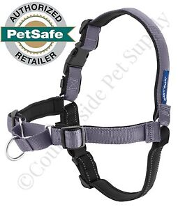PetSafe Deluxe EasyWalk Harness Medium Steel