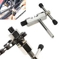 Bike Bicycle Chain Cutter Splitter Breaker Repair Rivet Link Pin Remover Tool US