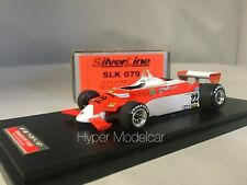 Tameo Kit 1/43 F1 ALFA ROMEO 179 #22 GP MONACO 1980 P. Depailler Art.SLK079