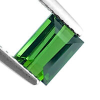 Flawless Look Tourmaline 1.21ct green color 100% natural earth mined Mozambique