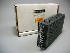 Lambda Power Supply Model LJS-10-12-OV New Old Stock Input: 105-132VAC