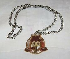 "KATEKYO HITMAN REBORN TSUNA ""BRO"" PENDANT NECKLACE NEW"